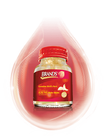 BRAND'S Bird's Nest with Rock Sugar –  Bottle 70ml