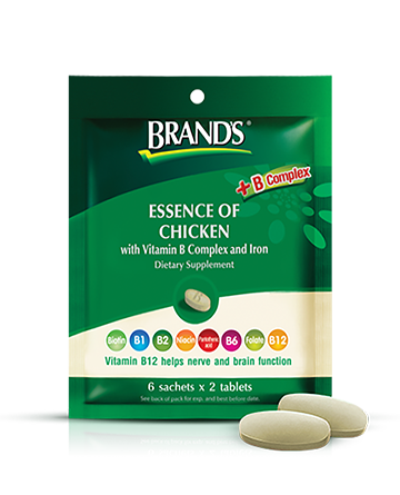 BRAND'S Essence of Chicken with Vit B Complex + Iron