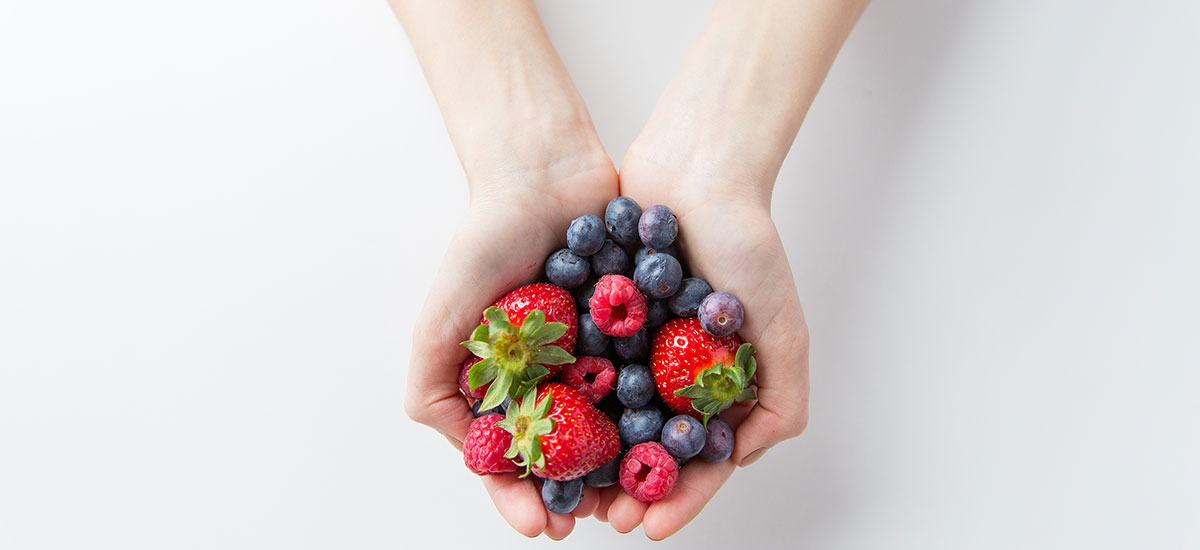 BRAND'S® Article -  Four Reasons You Should Be Eating More Berries