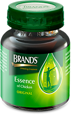 brands essence of chicken get set